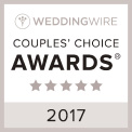 WeddingWire Couples' Choice Awards 2017