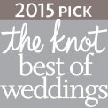 The Knot Best of Weddings 2015 Pick