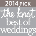 The Knot Best of Weddings 2014 Pick
