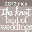 The Knot Best of Weddings 2012 Pick